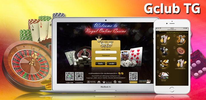 GclubTG Online
